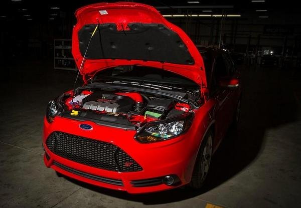 2013 ford focus st by roush performance review top speed. Black Bedroom Furniture Sets. Home Design Ideas