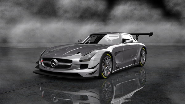 gran turismo 6 will feature three new amg models picture