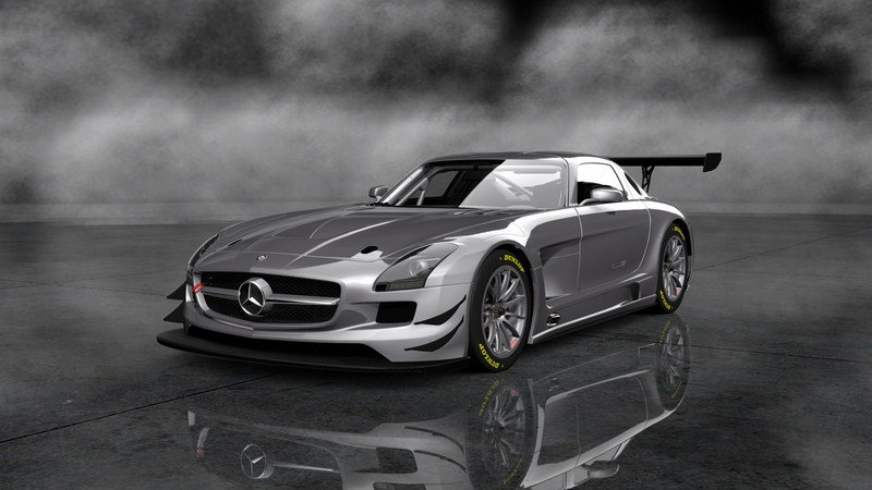 Gran Turismo 6 will Feature Three New AMG models