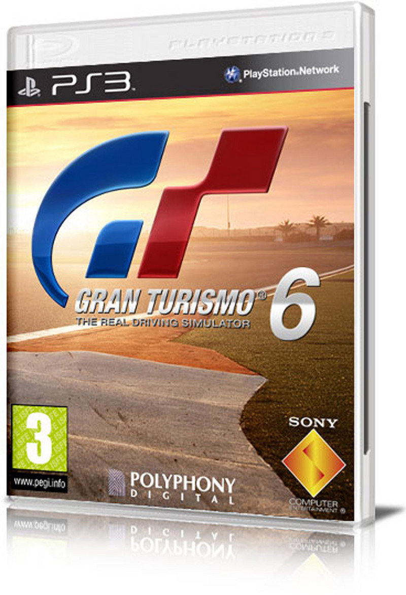 Gran Turismo 6 will be Released on November 28, 2013 - image 504396