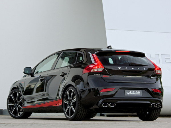2013 volvo v40 pirelli by heico sportiv car review top speed. Black Bedroom Furniture Sets. Home Design Ideas