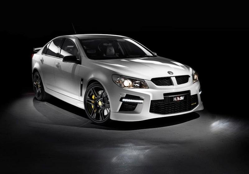 2013 Holden Special Vehicles Gen-F GTS