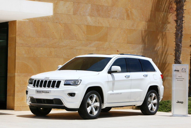 2013 Jeep Grand Cherokee by Mopar
