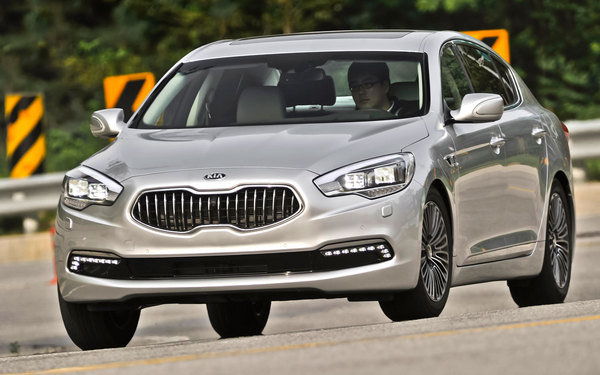 kia quoris hitting the american market in 2014 picture