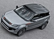 2013 Land Rover Evoque RS250 Orkney Grey by Kahn Design - image 507727