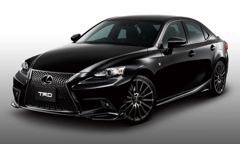 2014 Lexus IS by TRD