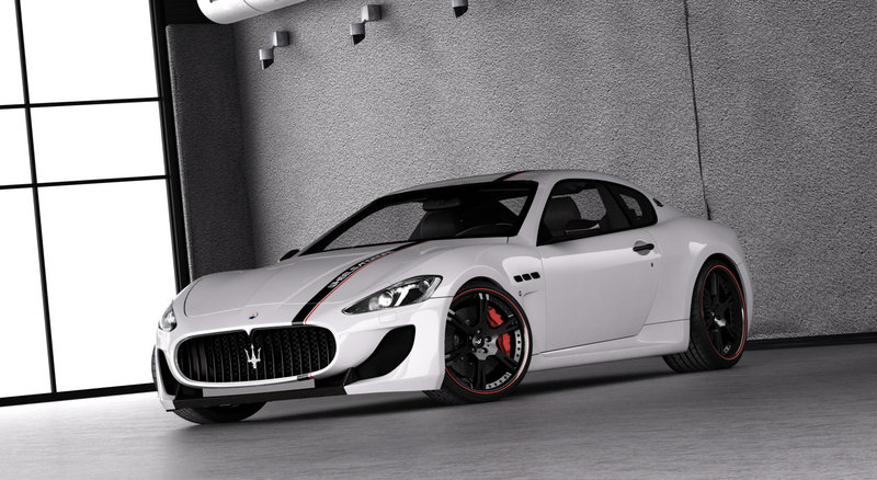 "2013 Maserati MC Stradale ""Demonoxious"" by Wheelsandmore"