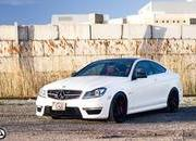 Mercedes Benz C63 AMG Project Einsazt by Inspired Autosport