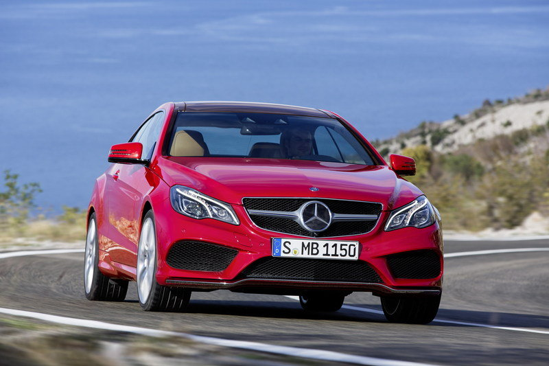 Mercedes E Class News And Reviews Top Speed