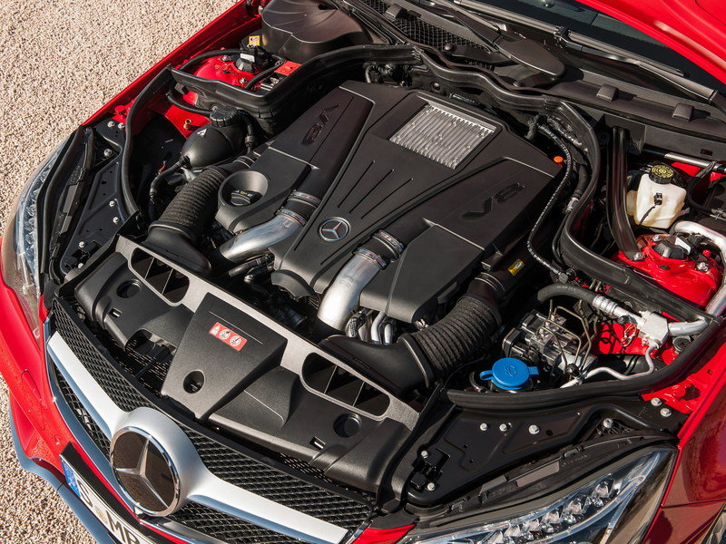 2013 Mercedes-Benz E 500 Coupe AMG Sports Package High Resolution Drivetrain - image 505350