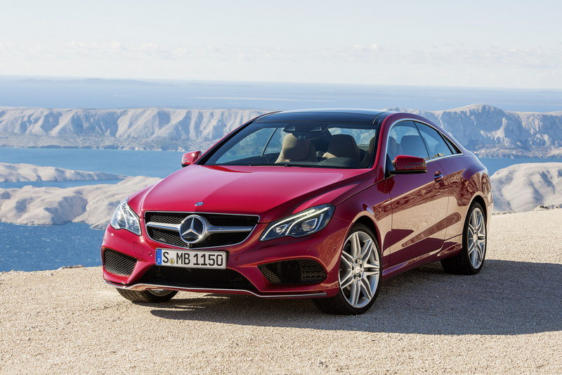 2013 Mercedes-Benz E 500 Coupe AMG Sports Package High Resolution Exterior Wallpaper quality - image 505340