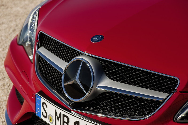 2013 Mercedes-Benz E 500 Coupe AMG Sports Package Emblems and Logo Exterior - image 505342