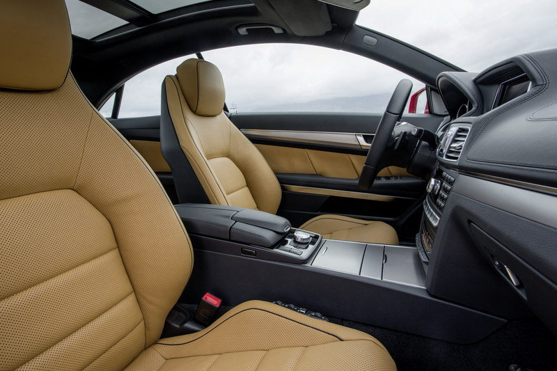 2013 Mercedes-Benz E 500 Coupe AMG Sports Package Interior - image 505335