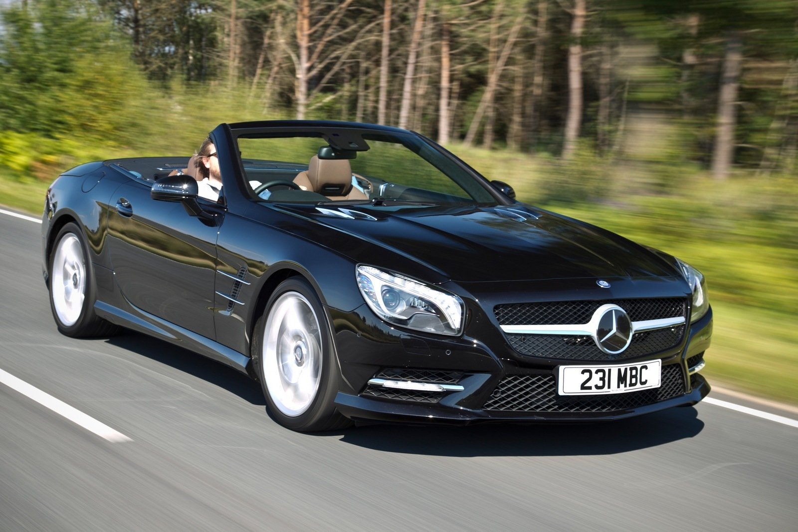 2013 mercedes benz sl class amg sport news top speed. Black Bedroom Furniture Sets. Home Design Ideas