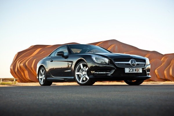 2013 mercedes benz sl class amg sport car news top speed for Best looking mercedes benz models