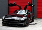 Mercedes-Benz SLS AMG by Wheels Boutique
