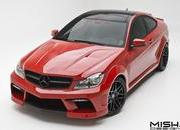 2008 2013 Mercedes C Class By Misha Designs Top Speed