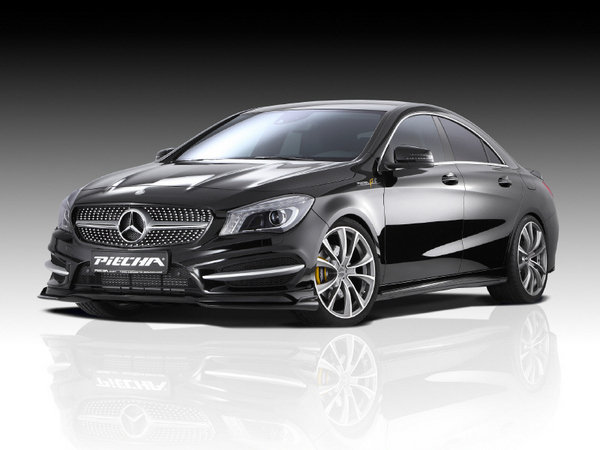 mercedes cla gt-r by piecha design picture