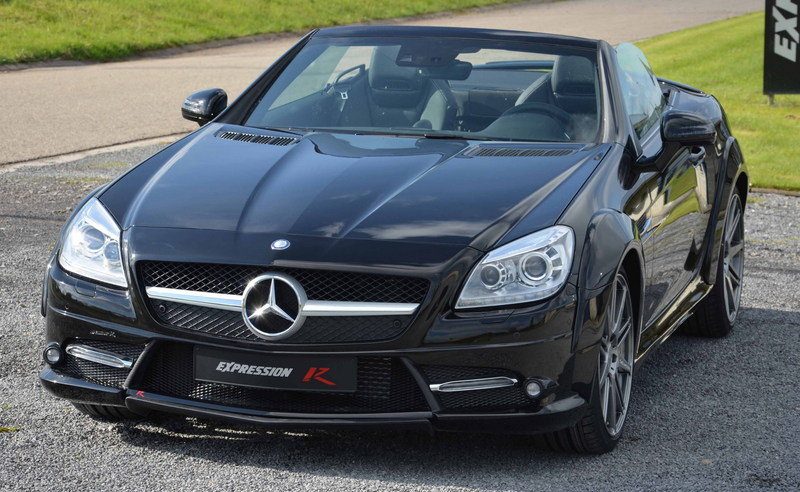 2013 Mercedes SLK by Expression Motorsport