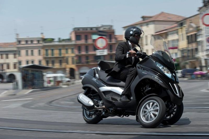 2013 Piaggio MP3 Business LT 300ie