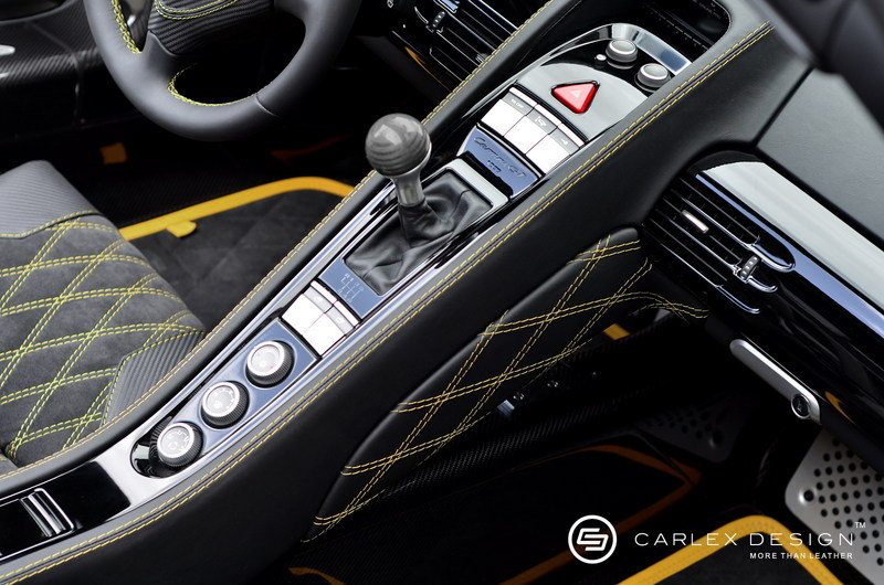 2004 Porsche Carrera GT by Carlex Design