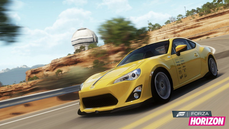 Scion FR-S by Meguiar Available for Forza Motorsport 4 and Forza Horizon