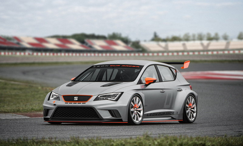 2013 Seat Leon Cup Racer High Resolution Exterior Wallpaper quality - image 504887