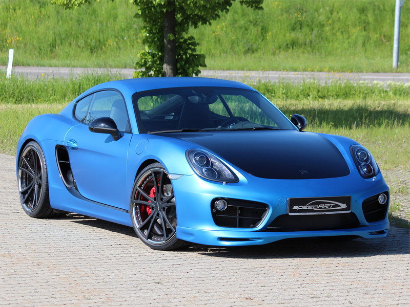 2014 Porsche Cayman SP81-CR by SpeedART