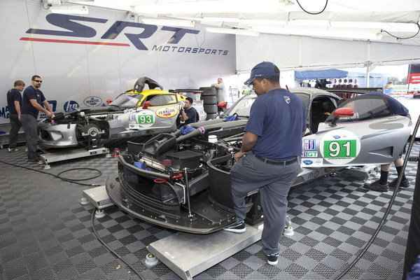 srt viper has had plenty of prep time for 24 hours of le mans picture