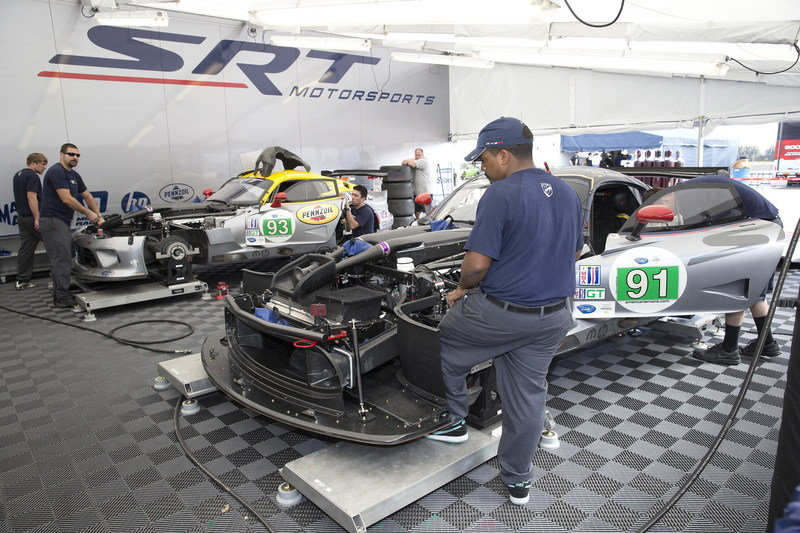 SRT Viper has had Plenty of Prep Time for 24 Hours of Le Mans