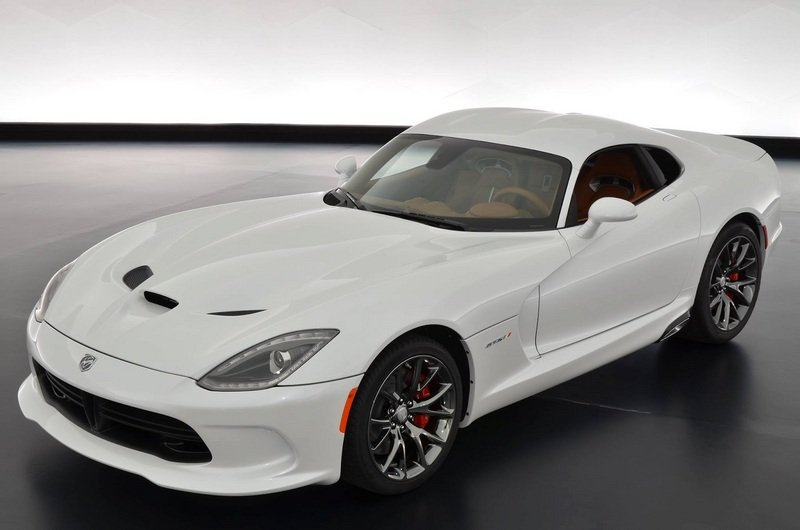 2013 SRT Viper GTS Sons of Italy Foundation