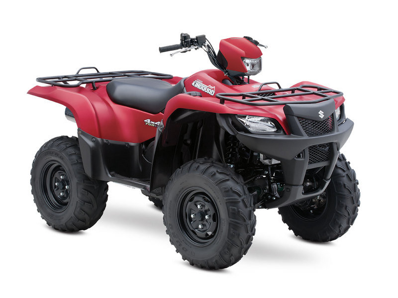 2013 Suzuki KingQuad 750AXi Power Steering 30th Anniversary Edition High Resolution Exterior - image 508284