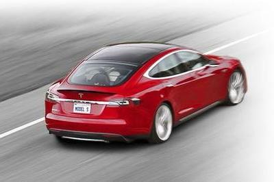 2013 Tesla Model S Performance Plus