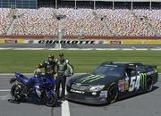 Valentino Rossi Hijacks Kyle Busch's NASCAR Ride - image 504459