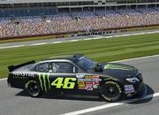 Valentino Rossi Hijacks Kyle Busch's NASCAR Ride - image 504460