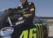 Valentino Rossi Hijacks Kyle Busch's NASCAR Ride - image 504461