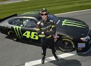 Valentino Rossi Hijacks Kyle Busch's NASCAR Ride - image 504462