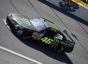 Valentino Rossi Hijacks Kyle Busch's NASCAR Ride - image 504446