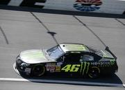 Valentino Rossi Hijacks Kyle Busch's NASCAR Ride - image 504447