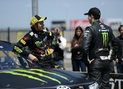 Valentino Rossi Hijacks Kyle Busch's NASCAR Ride - image 504451