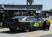 Valentino Rossi Hijacks Kyle Busch's NASCAR Ride - image 504452