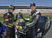 Valentino Rossi Hijacks Kyle Busch's NASCAR Ride - image 504445