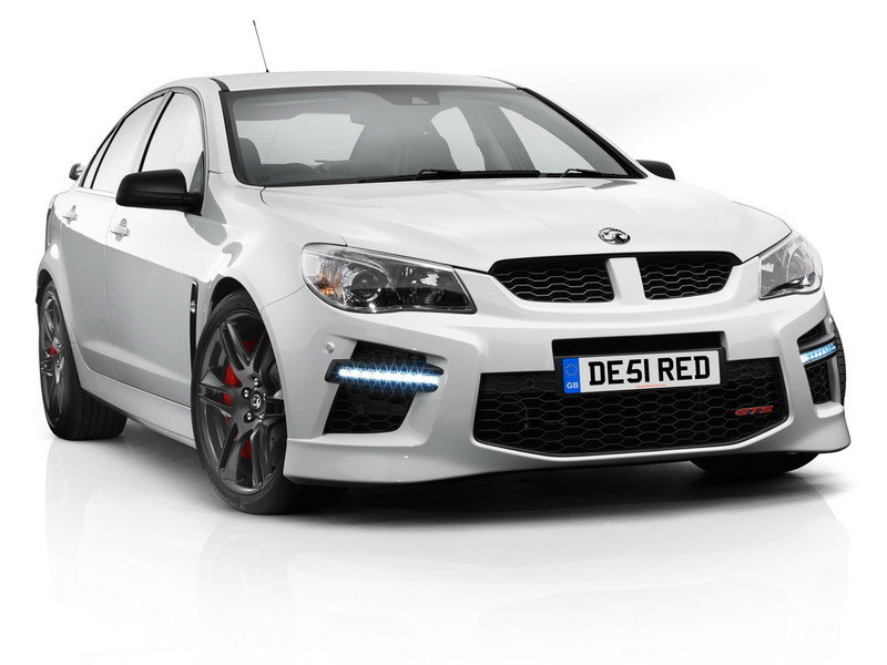 2013 Vauxhall VXR8 GTS High Resolution Exterior Wallpaper quality - image 508416
