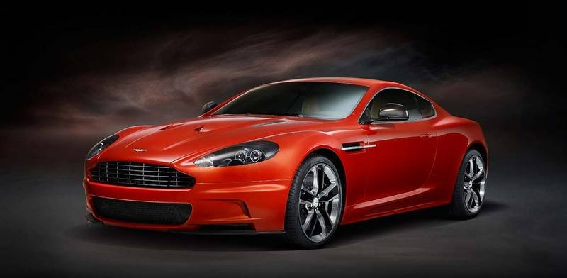 2012 Aston Martin DBS Coupe High Resolution Exterior - image 511586