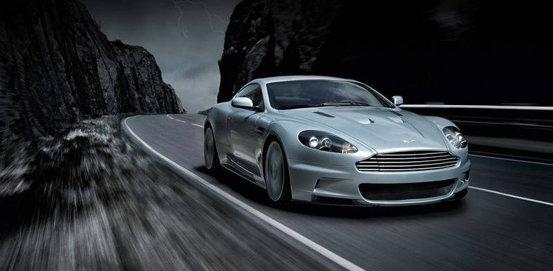 2012 Aston Martin DBS Coupe High Resolution Exterior - image 511588