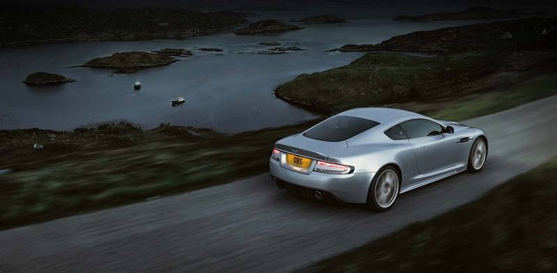 2012 Aston Martin DBS Coupe High Resolution Exterior - image 511589
