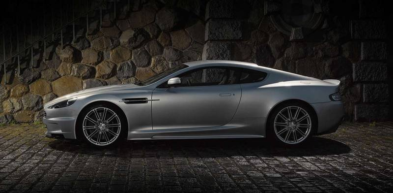 2012 Aston Martin DBS Coupe High Resolution Exterior - image 511591