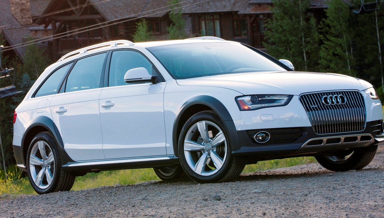 2013 Audi Allroad | Top Speed. »