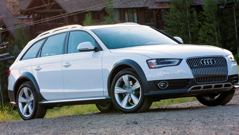 2013 Audi allroad High Resolution Exterior - image 511584