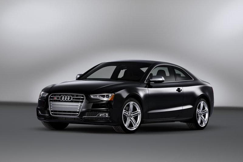 2013 - 2014 Audi S5 Coupe High Resolution Exterior - image 511692